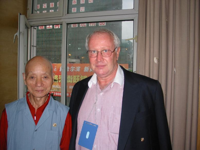 Jerry and aid Dr Rosenfeld